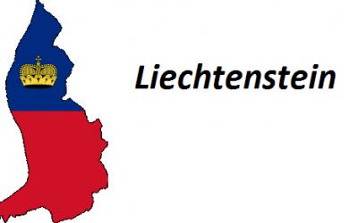 Liechtenstein geografia