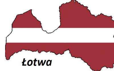 Łotwa geografia