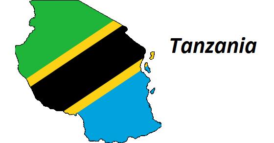 Tanzania grafika