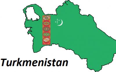 Turkmenistan – TOP 10