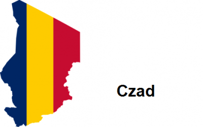 Czad geografia