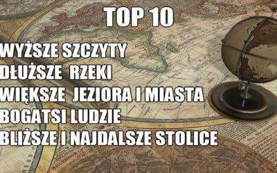 Meksyk – TOP 10