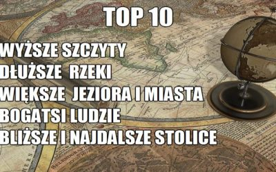 Gruzja – TOP 10