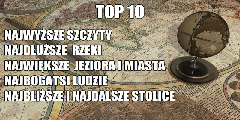 Mauretania – TOP 10