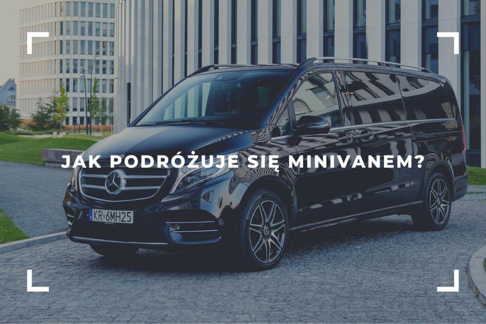 Podróżowanie minivanem