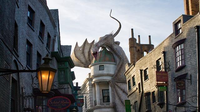 Warner Bros Studio w Londynie – magiczny świat Harry'ego Potter'a