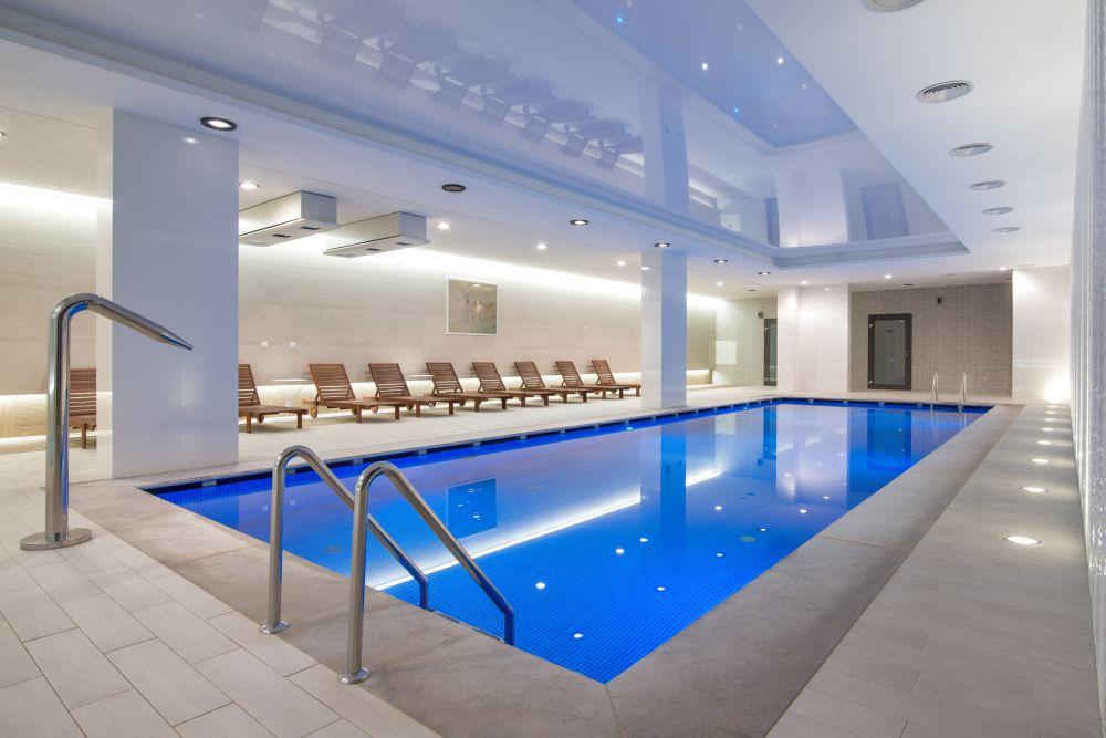 hotel Quadrille - strefa spa