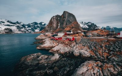 Planujesz podróż do Norwegii? Na miejscu wypożycz samochód