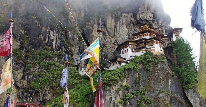 Bhutan grafika