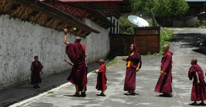 Bhutan grafika3