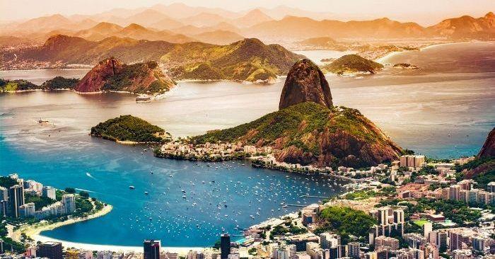 Brazylia grafika