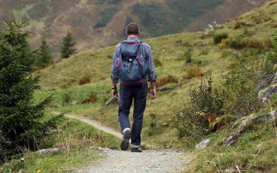 Buty górskie są idealne do podróżowania nie tylko po górach!
