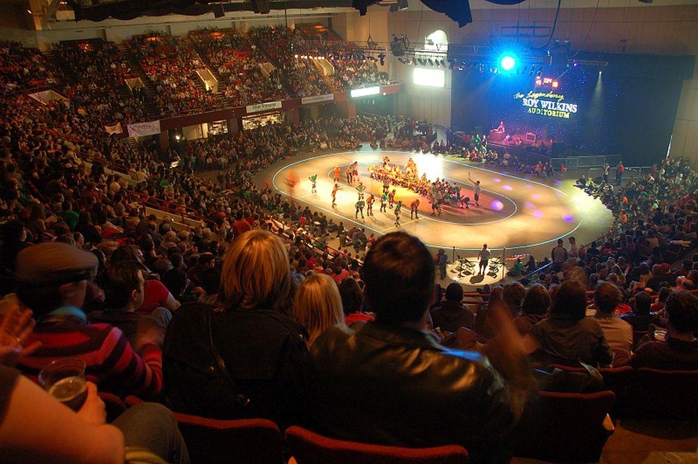 derby na wrotkach arena