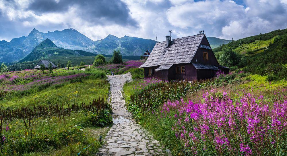 Pomysł na majówkę w Tatrach