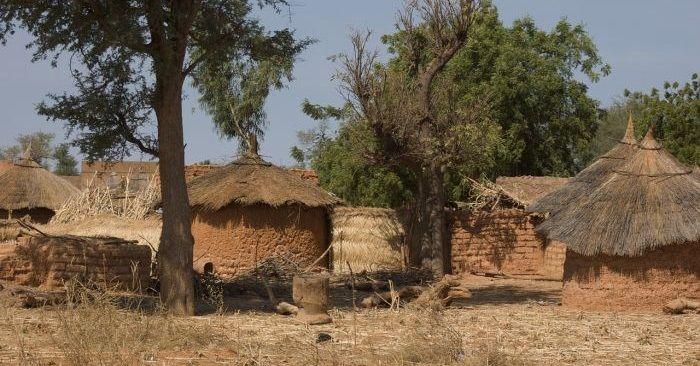 Burkina Faso grafika