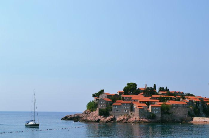 Czarnogóra grafika