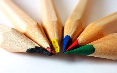 Kolorowanki – zabawa i nauka