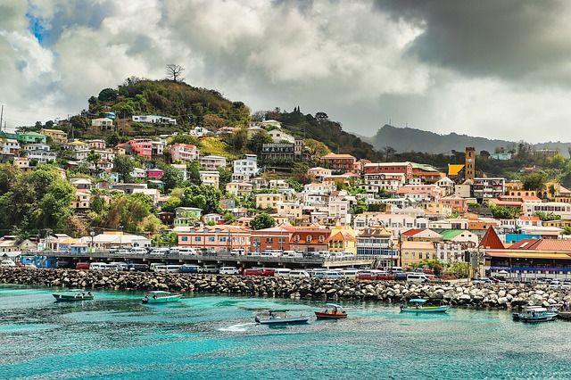 Grenada grafika
