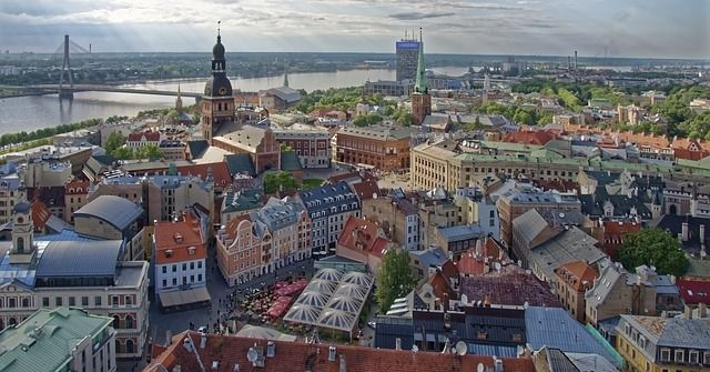 Łotwa grafika