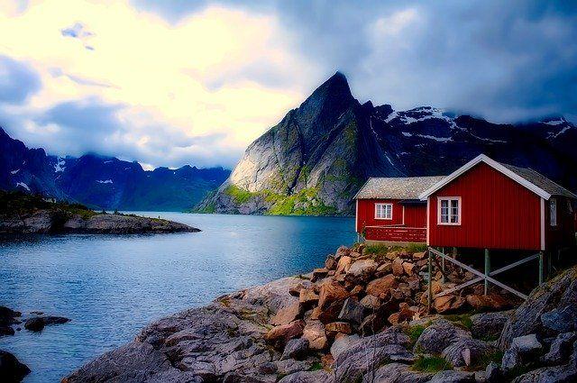 Norwegia grafika5