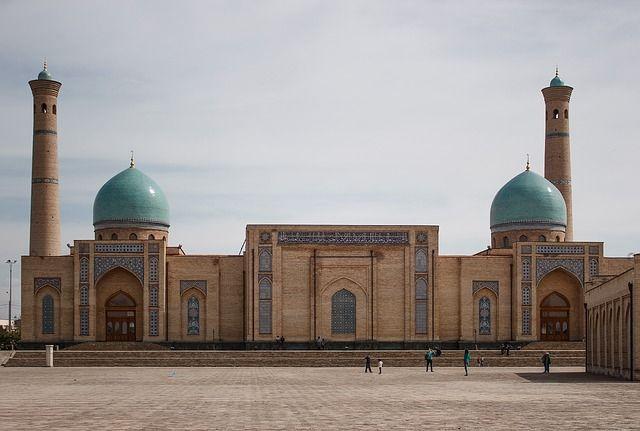 Uzbekistan grafika