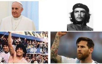 Argentyna znani ludzie