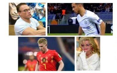 Belgia znani ludzie