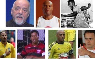 Brazylia znani ludzie