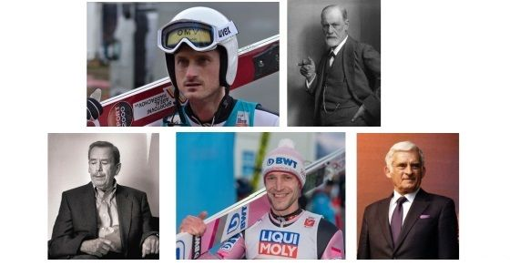 Czechy znani ludzie