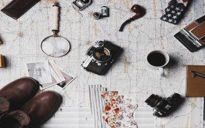 TOP 8 gadżetów idealnych na podróż
