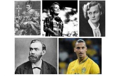 Szwecja znani ludzie