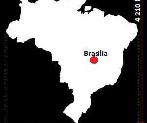10 największych państw pod względem powierzchni w Ameryce Południowej