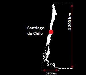 Chile grafika