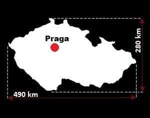 Czechy wymiary