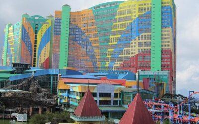 10 największych hoteli na świecie