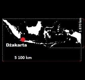 Indonezja grafika