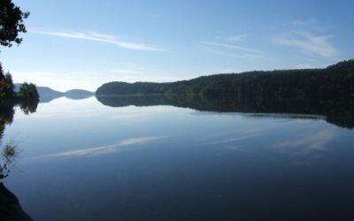 10 największych jezior w Europie