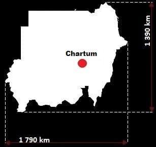 Sudan grafika