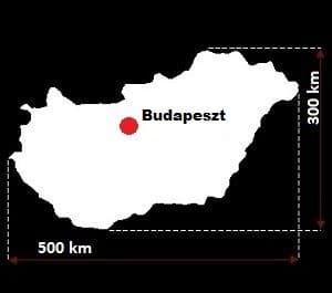 Węgry wymiary