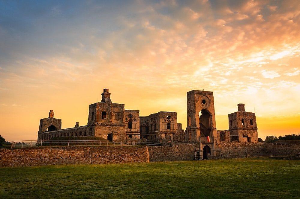 10 najpiękniejszych zamków w Polsce