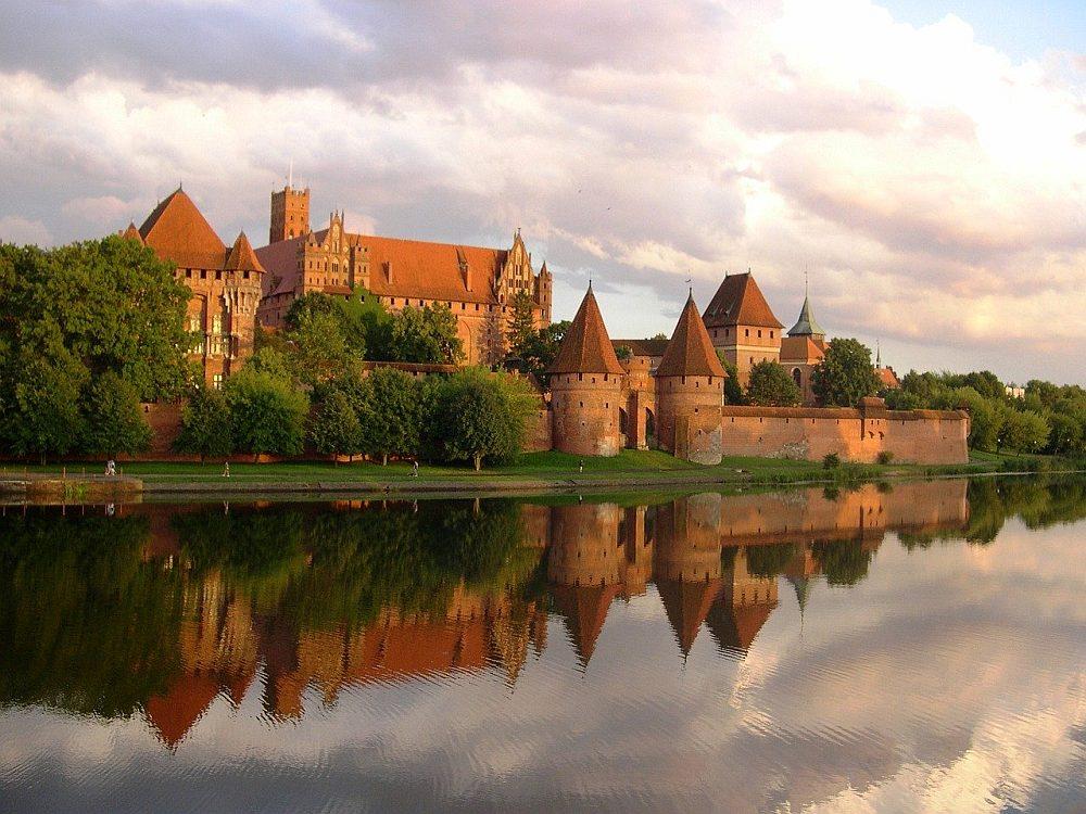 Zamekkrzyżacki w Malborku