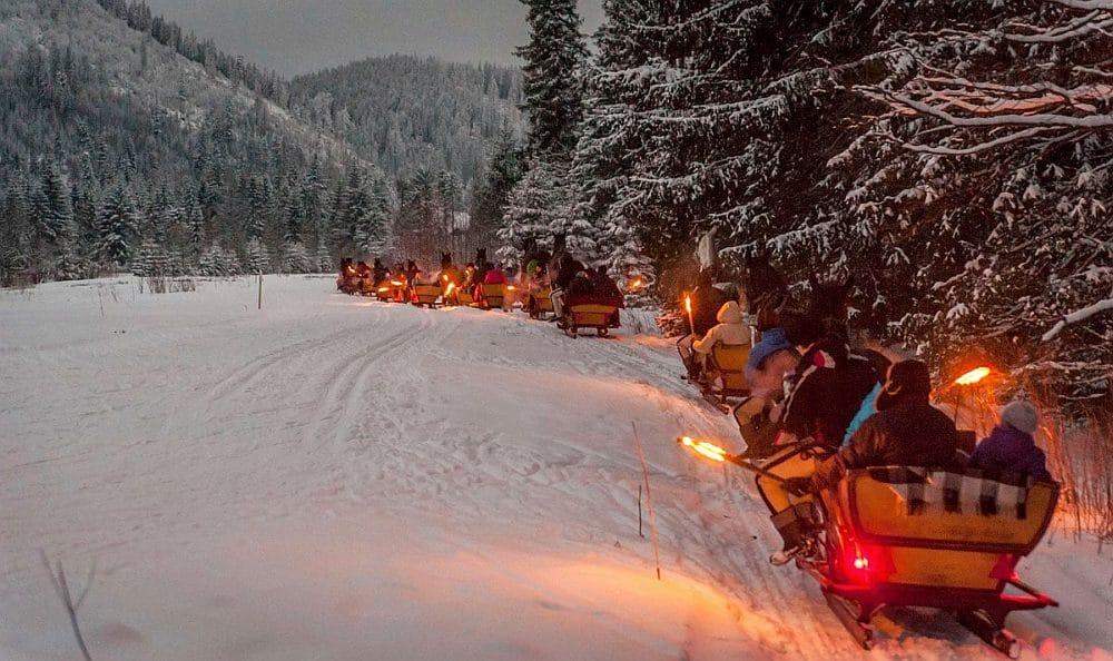 Kulig w Zakopanem – fantastyczna rozrywka zimową porą