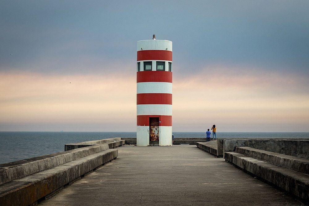 Porto wybrzeże