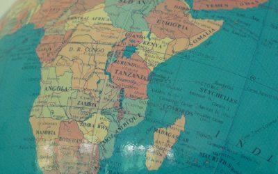 10 najmniejszych państw w Afryce