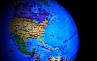 10 najmniejszych państw w Ameryce Północnej