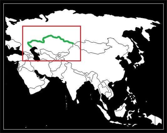 10 najdłuższych granic w Azji