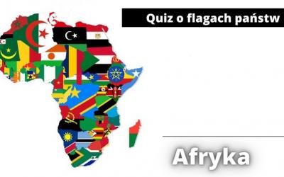 Quiz o flagach państw afrykańskich