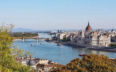 Quiz o europejskich rzekach