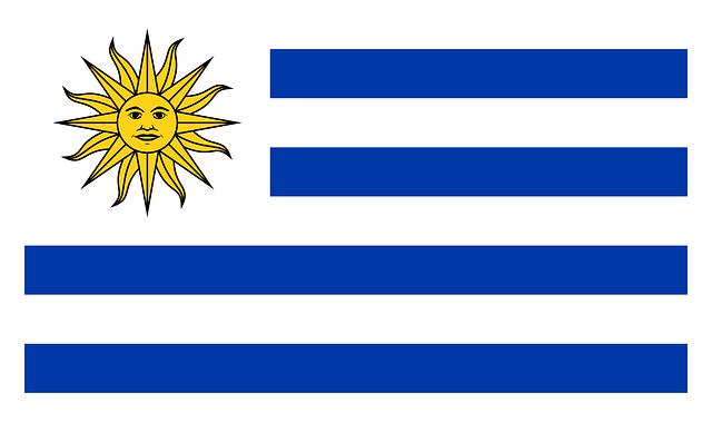 Urugwaj grafika