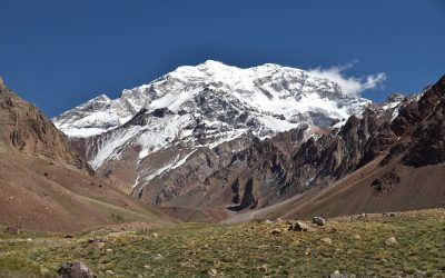 10 najwyższych szczytów w Ameryce Południowej